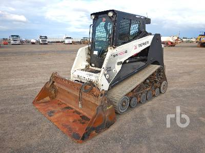 2011 TEREX PT-100G 2 Spd High Flow Multi Terrain Loader