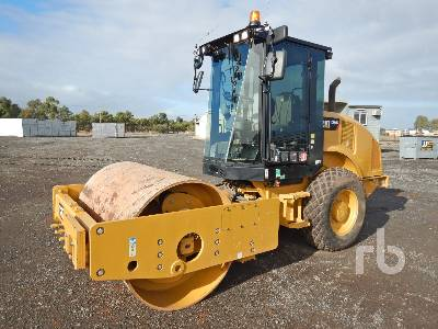 2019 CATERPILLAR CS44B Vibratory Roller