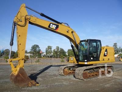 2019 CATERPILLAR 320 GC Hydraulic Excavator