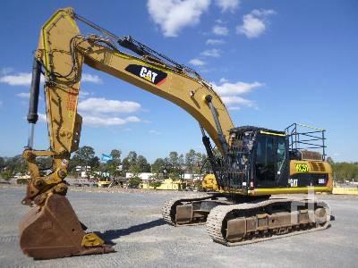 2012 CATERPILLAR 336D L Hydraulic Excavator
