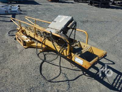 SAFE-AWAY Hydraulic Ladder Access System Crawler Tractor Attachment - Other
