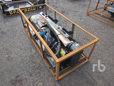Unused 2021 MOWER KING SSEFGC175 1750 mm Hydraulic Skid Steer Flail Cutter