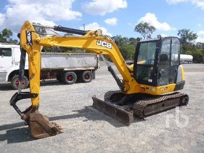 2017 JCB 8061 Midi Excavator (5 - 9.9 Tons)