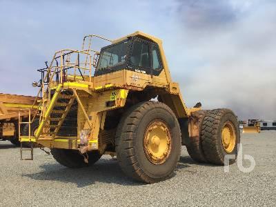 KOMATSU HD785-5 Cab & Chassis Rock Truck