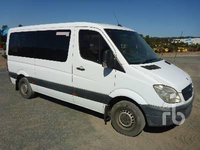 2009 MERCEDES-BENZ SPRINTER 4x2 Van