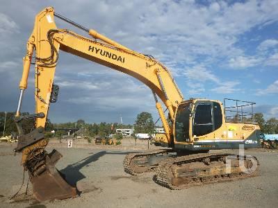 HYUNDAI ROBEX 290LC-9 Hydraulic Excavator