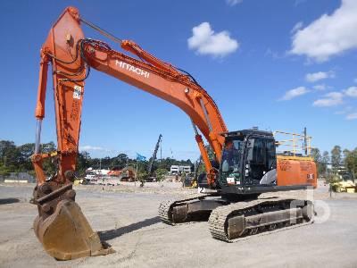 2016 HITACHI ZX360LC-5B Hydraulic Excavator