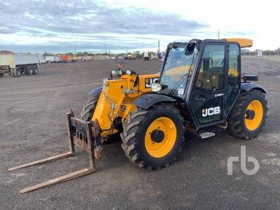 2017 JCB 527-58 Agri Plus 4x4x4 Telescopic Forklift