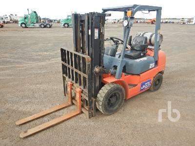 HELI CPYD25 Forklift