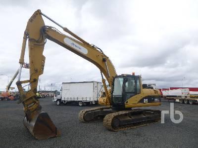 2002 CATERPILLAR 322C L Hydraulic Excavator