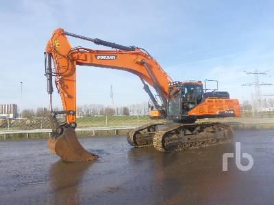 2016 DOOSAN DX530LC-5 Hydraulic Excavator
