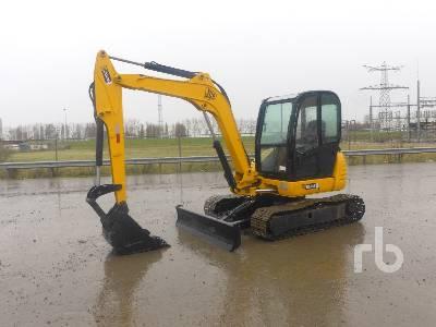 2007 JCB 8052 Midi Excavator (5 - 9.9 Tons)