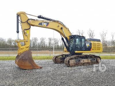 2018 CATERPILLAR 352F Hydraulic Excavator
