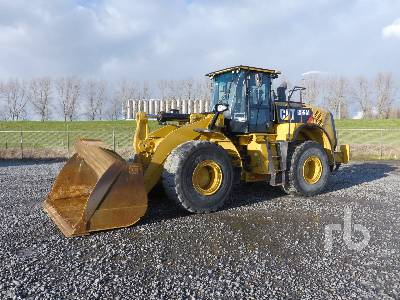 2015 CATERPILLAR 966M Wheel Loader