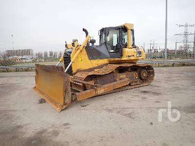 2005 KOMATSU D65PX-15 LGP Crawler Tractor