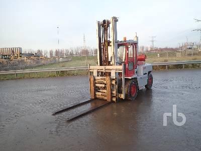 CLARK C500 Y135PD 5420KG Forklift