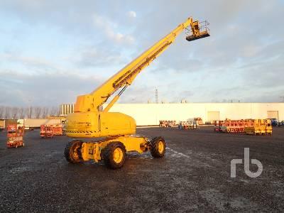 2008 GENIE S125 4x4x4 Boom Lift