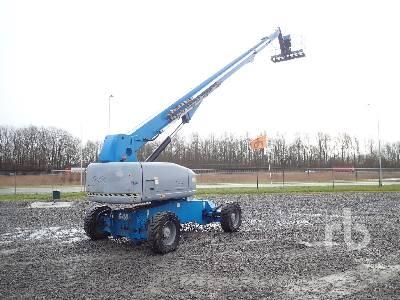 2008 GENIE S105 4x4x4 Boom Lift