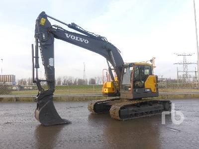2017 VOLVO ECR235EL Hydraulic Excavator