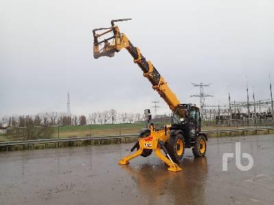 2017 JCB 540-180 4x4x4 Telescopic Forklift
