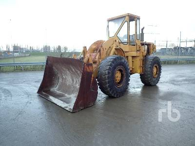 1964 CATERPILLAR 966B Wheel Loader