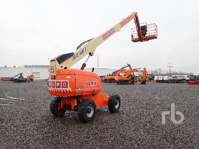 2007 JLG 660SJ 4x4 Boom Lift