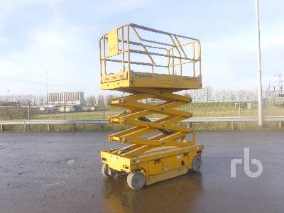 2008 HAULOTTE COMPACT 10 Electric Scissorlift