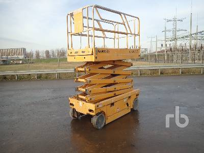2008 HAULOTTE COMPACT 12 Electric Scissorlift
