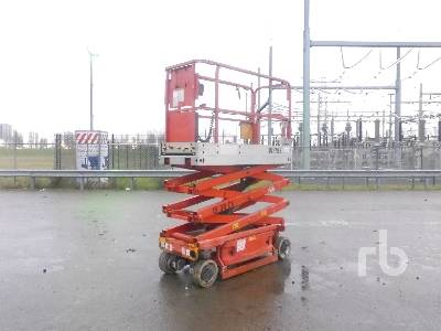2010 JLG 1930ES Electric Scissorlift
