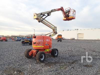 2011 JLG 450AJ Articulated Boom Lift