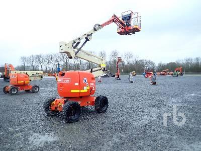2011 JLG 450AJ 4x4 Articulated Boom Lift