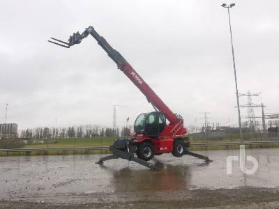 2015 MAGNI RTH5.26 4x4x4 Telescopic Forklift
