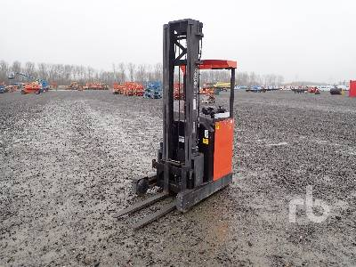 2015 BT REFLEX RRE140M Electric Reach Truck Electric Forklift