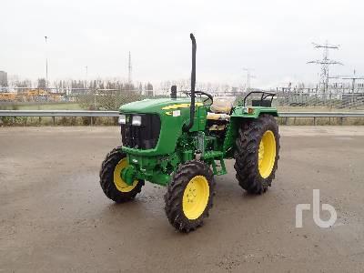 Unused 2020 JOHN DEERE 5105 MFWD Tractor