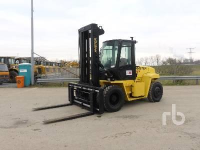 2012 HYSTER H9.00XM Forklift