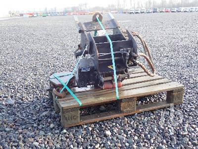 2001 TREEMME Telescopic Forklift Winch Equipment Attachment - Other