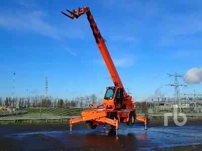 2012 MERLO ROTO40.30MCSS 4x4x4 Telescopic Forklift