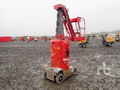 2009 HAULOTTE STAR10-1 Electric Vertical Manlift Boom Lift