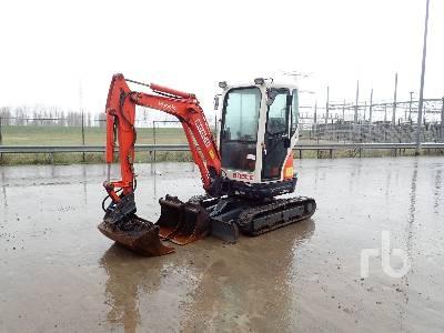 2012 KUBOTA U20-3A Mini Excavator (1 - 4.9 Tons)