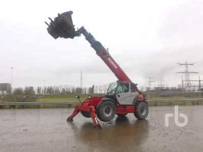 2012 MANITOU MT1840 4x4x4 Telescopic Forklift