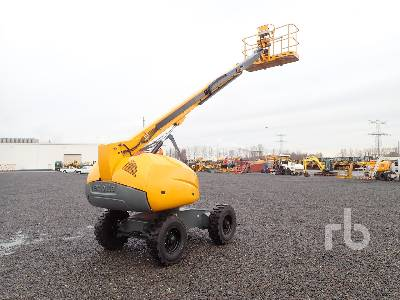 Unused 2021 HAULOTTE H14TX 4x4 Boom Lift