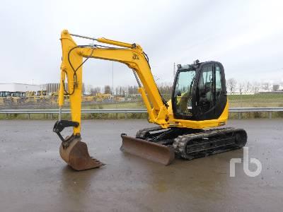 2008 JCB 8080 Midi Excavator (5 - 9.9 Tons)