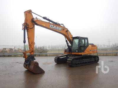 2012 CASE CX210 Hydraulic Excavator