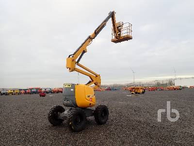 2012 HAULOTTE HA18PX 4x4x4 Articulated Boom Lift
