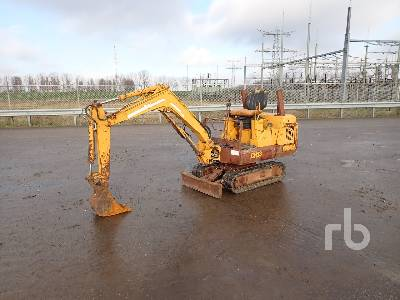 1992 CASE POCLAIN CK-13 Mini Excavator (1 - 4.9 Tons)