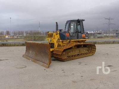 KOMATSU D61PX Crawler Tractor
