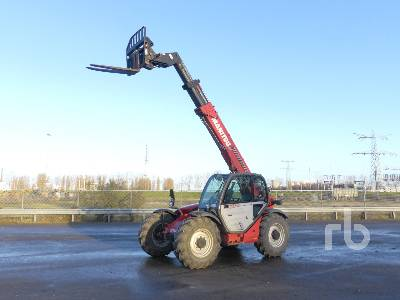 2013 MANITOU MT932 Telescopic Forklift