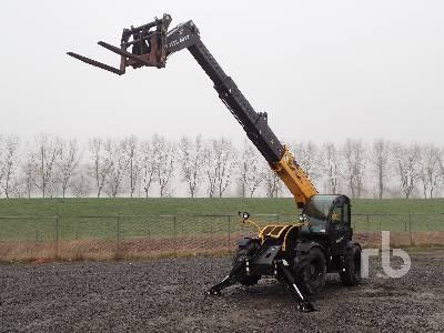2014 HAULOTTE HTL 4017 4x4x4 Telescopic Forklift