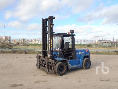 2000 HYSTER H7.00XL Forklift