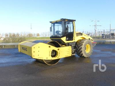 2016 BOMAG BW226PDH-5 Vibratory Roller